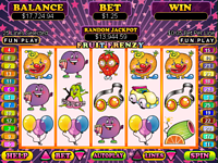 fruit frenzy slot game