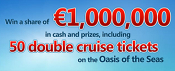 online slots cruise promotion
